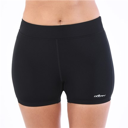 Fitted-Short-Black