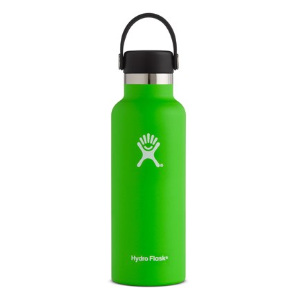 Hydro-Flask-18-oz-Standard-Mouth-Kiwi