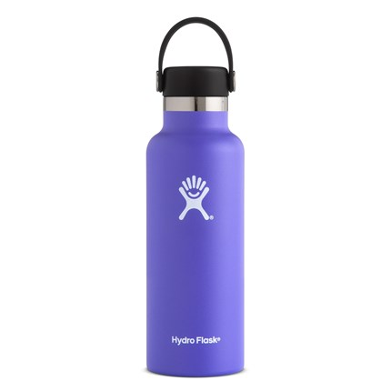 Hydro-Flask-18-oz-Standard-Mouth-Plum