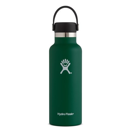 Hydro-Flask-18-oz-Standard-Mouth-Sage