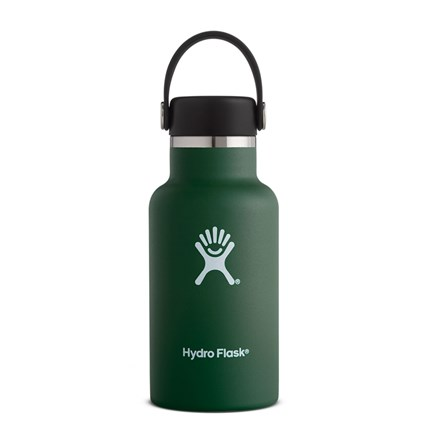 hydro-flask-stainless-steel-vacuum-insulated-water-bottle-12-oz-standard-mouth-flex-cap-sage