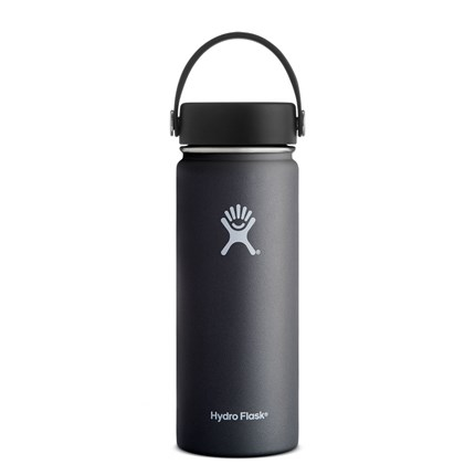 hydro-flask-stainless-steel-vacuum-insulated-water-bottle-18-oz-wide-mouth-flex-cap-black