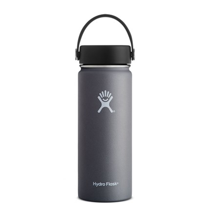 hydro-flask-stainless-steel-vacuum-insulated-water-bottle-18-oz-wide-mouth-flex-cap-graphite