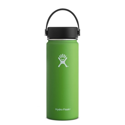 hydro-flask-stainless-steel-vacuum-insulated-water-bottle-18-oz-wide-mouth-flex-cap-kiwi