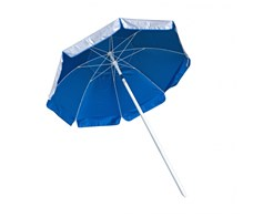12-003-KEMP-USA-WIND-WARRIOR-PACIFIC-BLUE-AND-SILVER-UMBRELLA