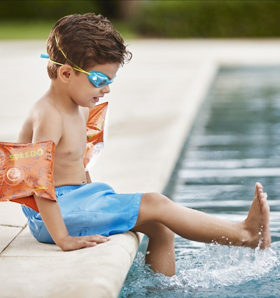 Shop Boys and Girls Kids Competitive Swimwear - Childrens Swim Suits, Junior Goggles