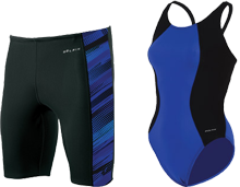 Get a custom team store for your swim team! We custom logo equipment, swimwear and apparel.